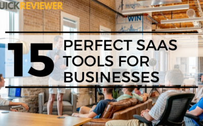 15 Valuable SaaS Tools for Business