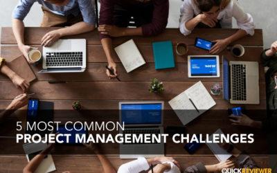 5 Biggest Project Management Challenges