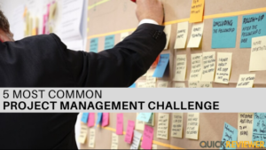 project management challenges to face