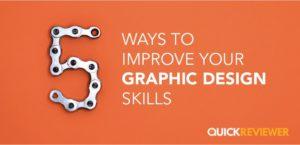 ways to improve graphic design skills