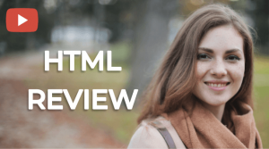 html proofing and review