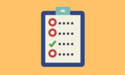 Comment Checklist
