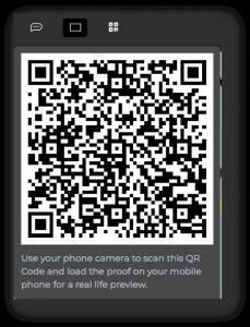 live QR Code