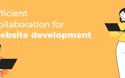 How to Collaborate Effectively for Design-driven Web Development?