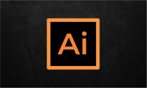 adobe illustration icon