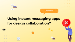 instant messaging apps for design collaboration