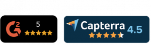 capterra and g2 reviews