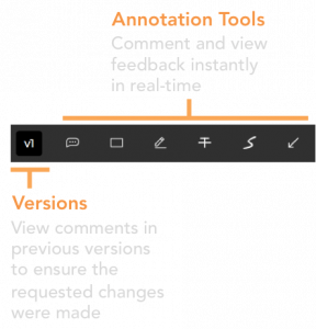 version annotations