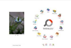 Photoscape - photo editing software