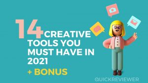Best Creative Tools you must have in 2021