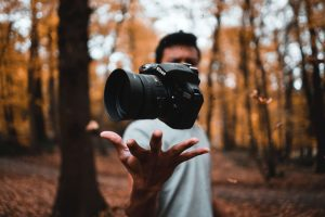 photography skills for graphic designers